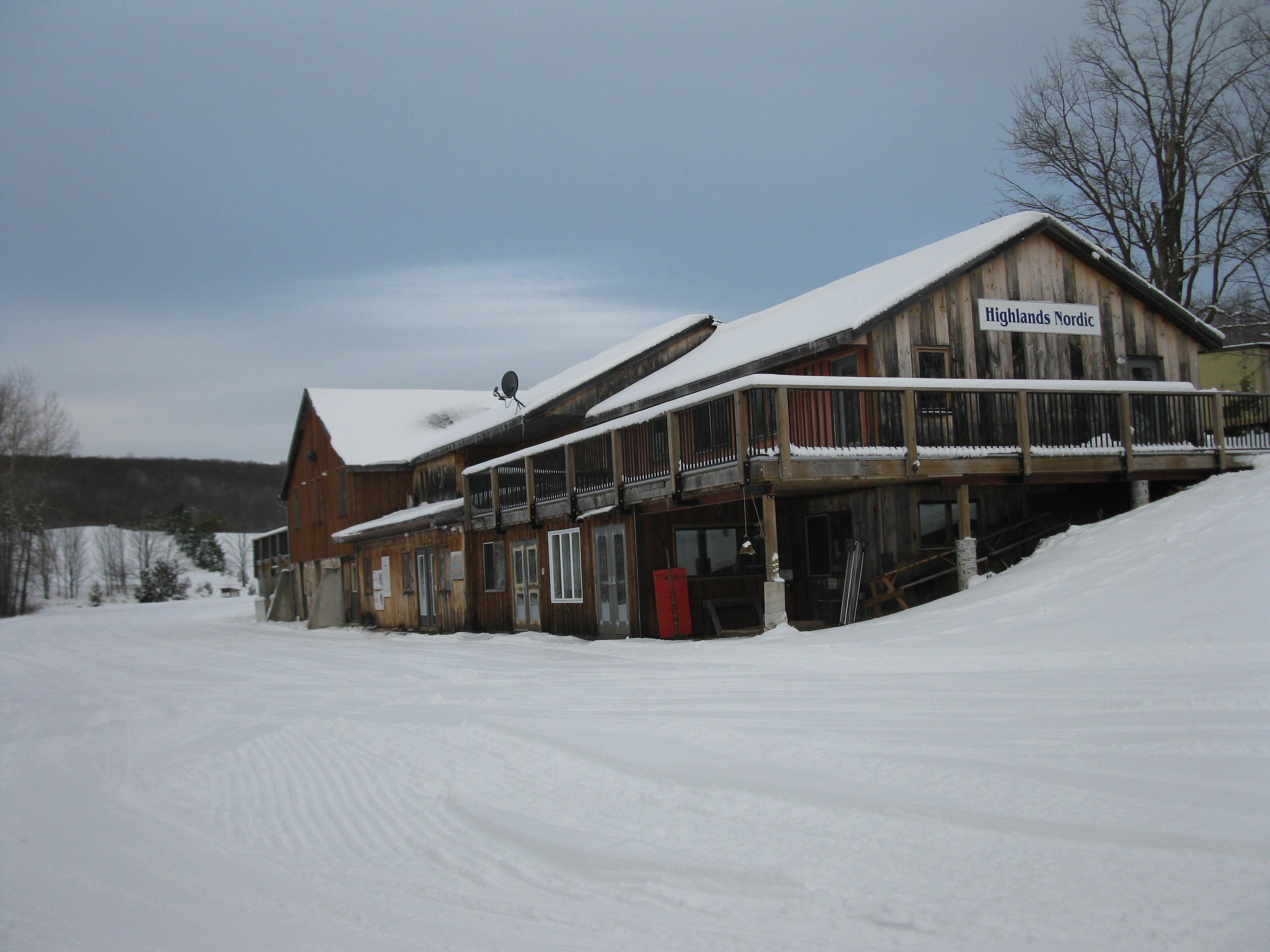online store 4b066 b13d5 Highlands Nordic  Ontario s Premium Ski Club